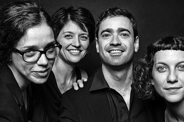 Dalia Quartet: So klingt Barcelona
