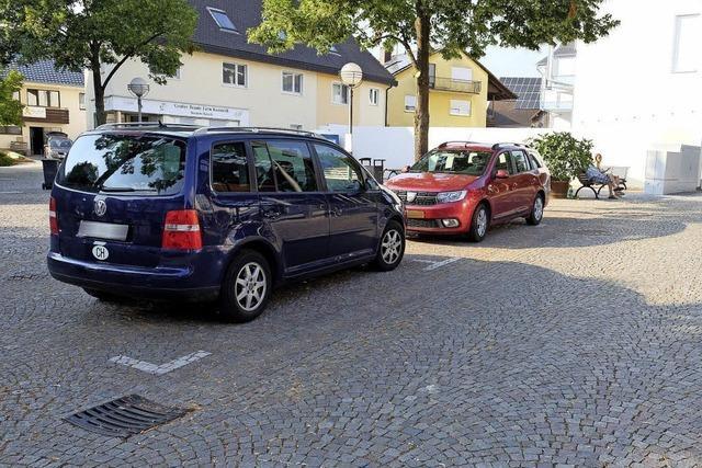 Parkplatzdiskussion bleibt fruchtlos