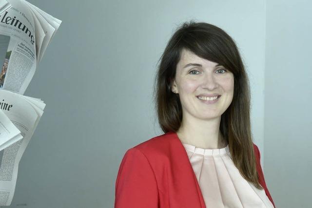 Carolin Jenkner wird ab September die Freiburger CDU-Fraktion führen