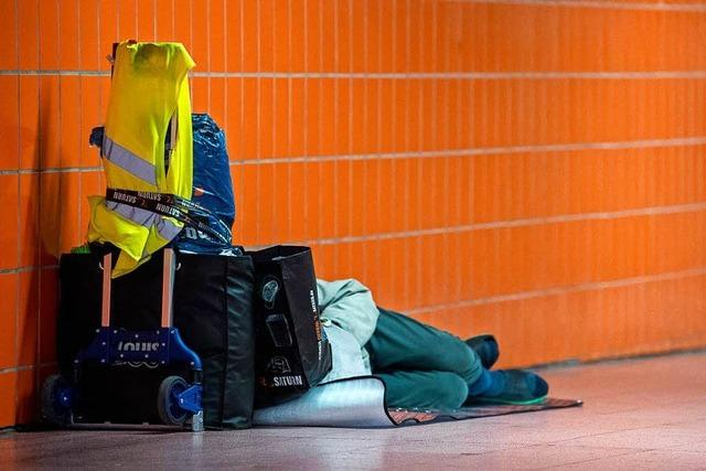 Neues Hilfsangebot soll Obdachlosigkeit frühzeitig verhindern