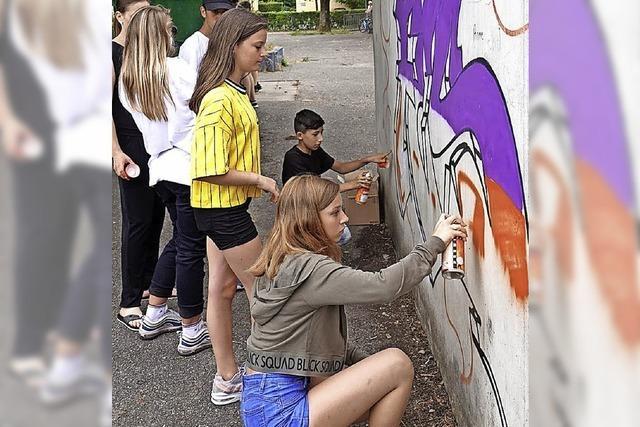 Ebert-Schule geht mit viel Action in die Sommerferien