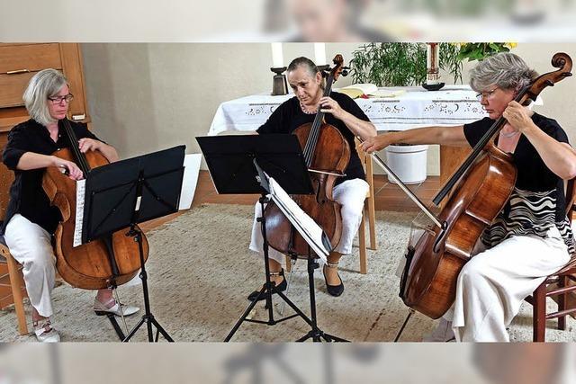 200 Jahre Musikgeschichte im Trio