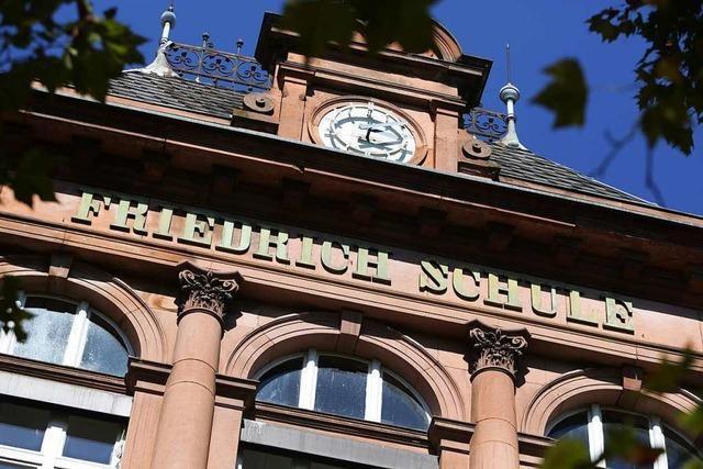 Die Erweiterung der Lahrer Friedrichschule liegt auf Eis