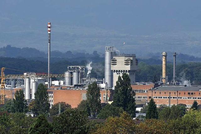 Solvay will die Nylon-Herstellung in Freiburg ausweiten