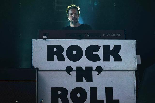 Überspannung sorgte wohl für Stromausfall beim Konzert von Liam Gallagher