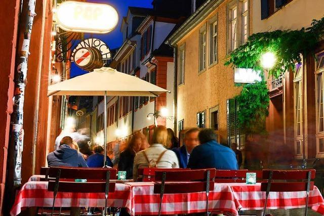 Heidelberg wehrt sich gegen strenge Sperrzeiten-Regelung