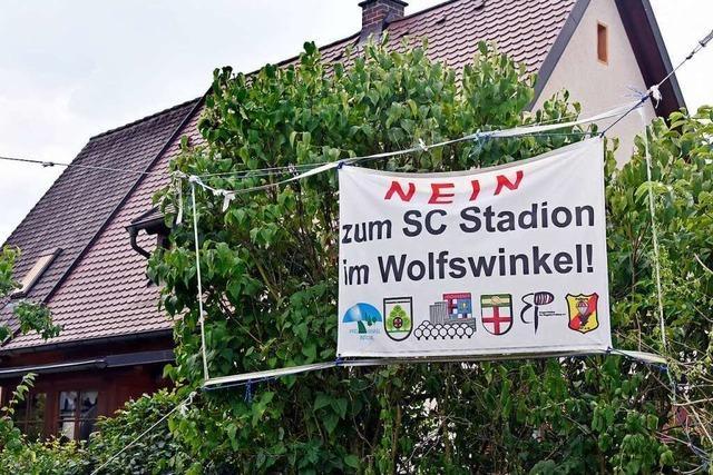 Bürger in Mooswald fühlen sich von der Verwaltung übergangen