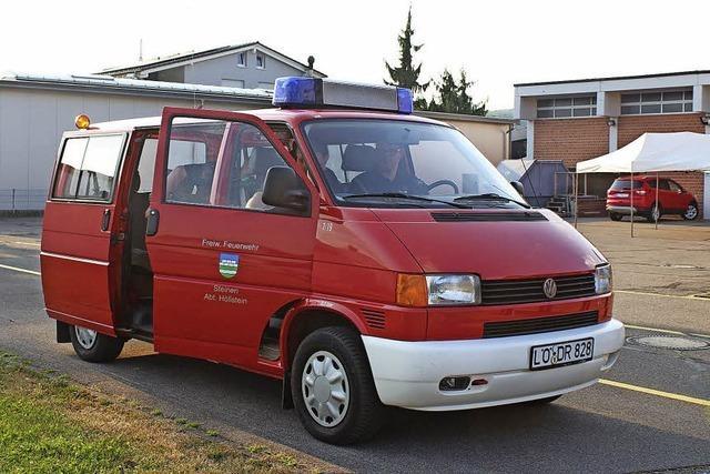 270 000 für neue Feuerwehr-Fahrzeuge
