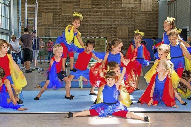 Circus Paletti gastiert in Sulz