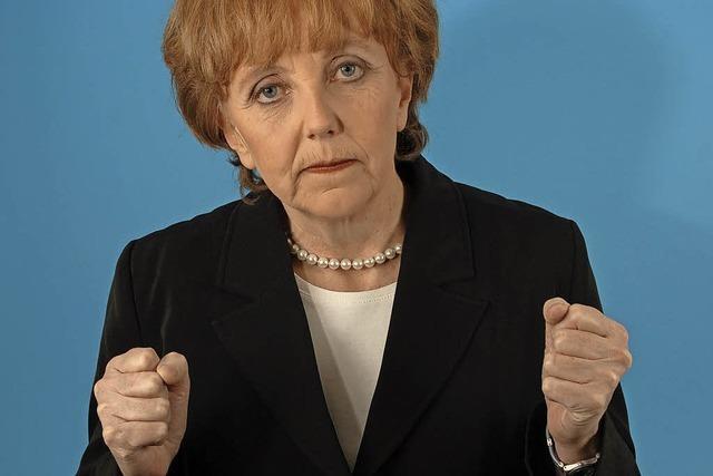 Marianne Schätzle mit Kabarettprogramm