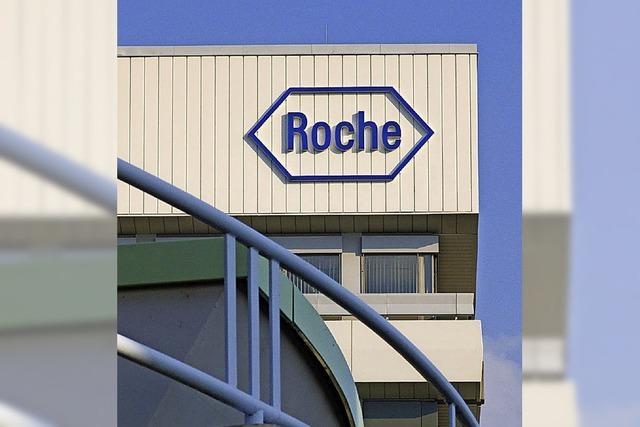Die Geschäfte bei Roche in Basel laufen besser als erwartet