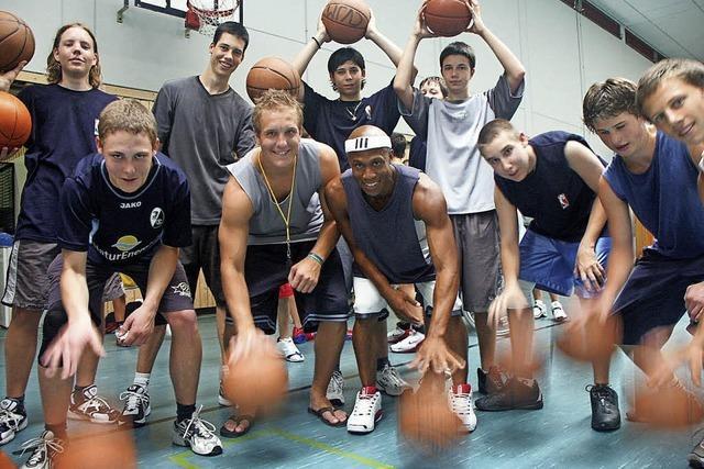 CVJM Lörrach feiert Jubiläum seines Basketballcamps
