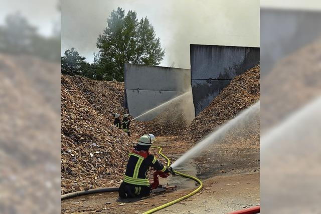 100 000 Euro Brandschaden