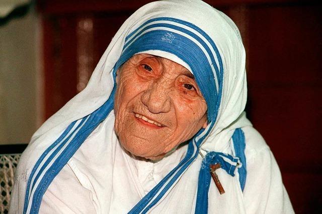 Vorwürfe gegen Mutter Teresas Nonnenorden