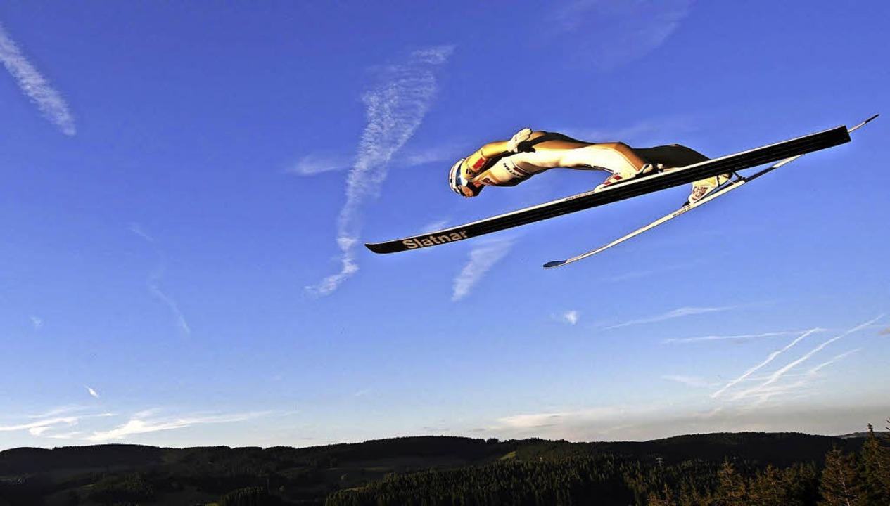 Skispringen  | Foto: Patrick Seeger