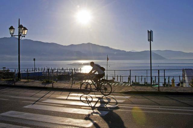 Radtour Turin - San Remo