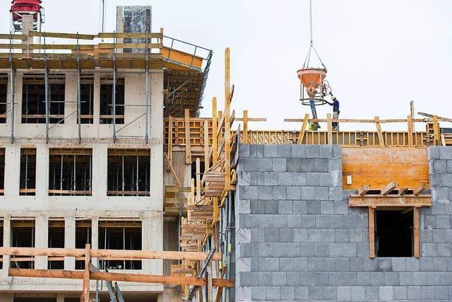 Mehr bauen – aber gezielt