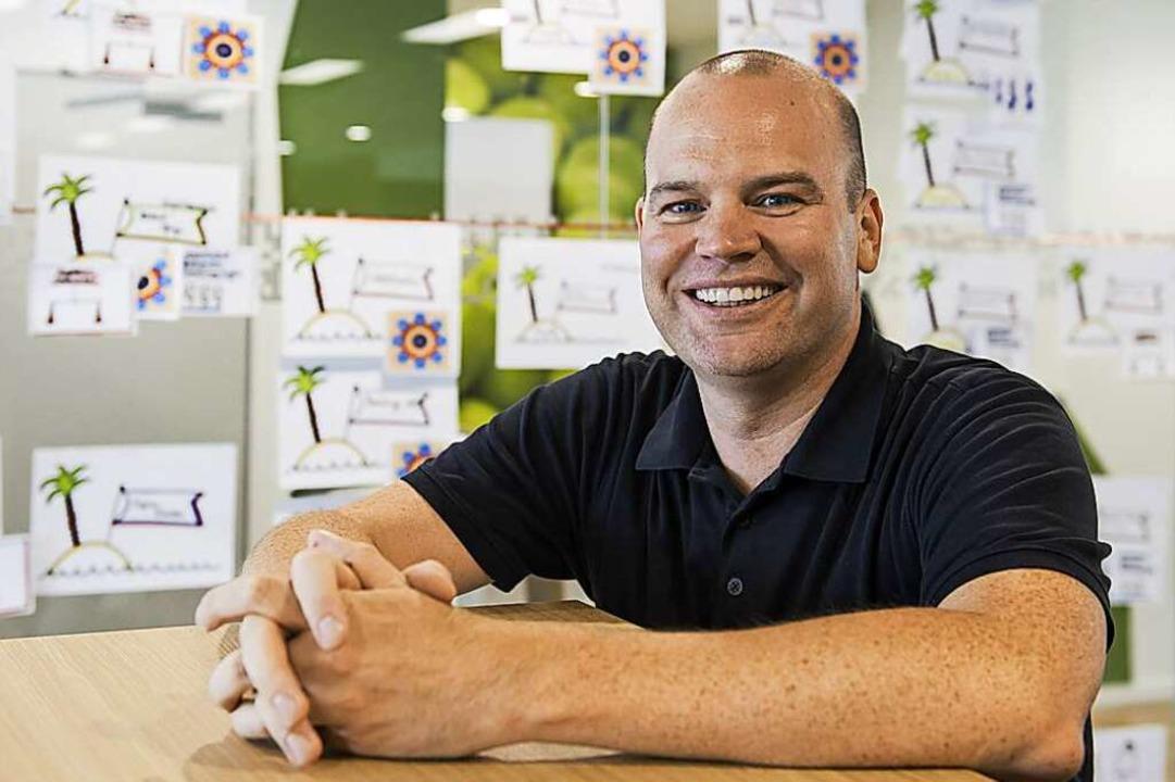 Christian Steiger, Geschäftsbereichsle...orate Development bei der Haufe Group.  | Foto: Daniel Schoenen