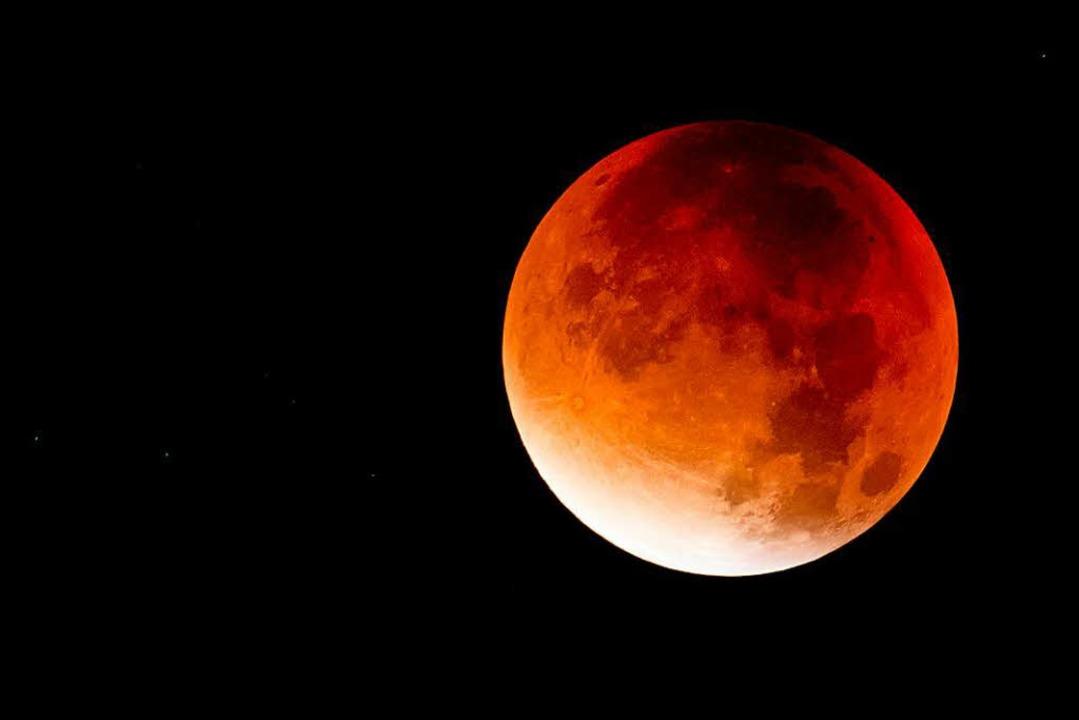 Roter Mond Heute