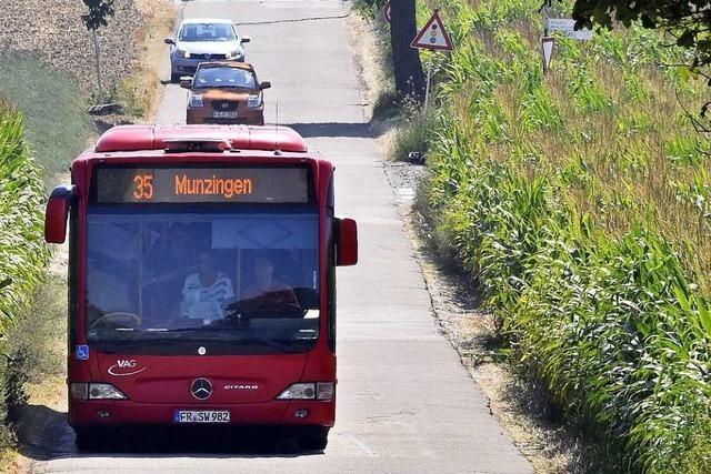 Enge Umleitung: Straße von Tiengen nach Munzingen noch bis September zu