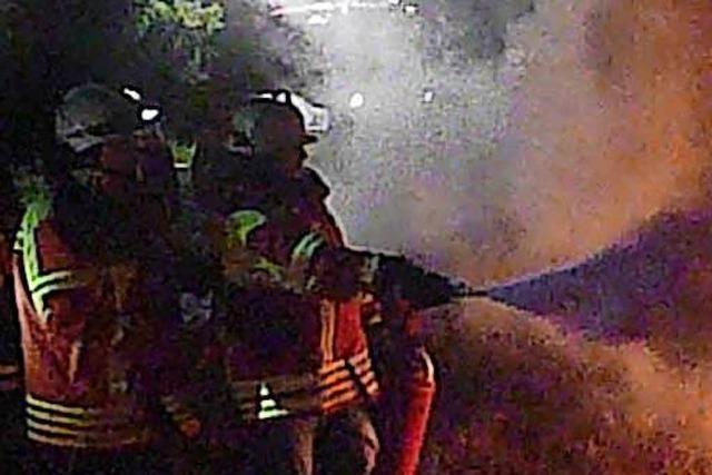 Verdacht auf Brandstiftung nach drei Bränden bei der Rettungswache