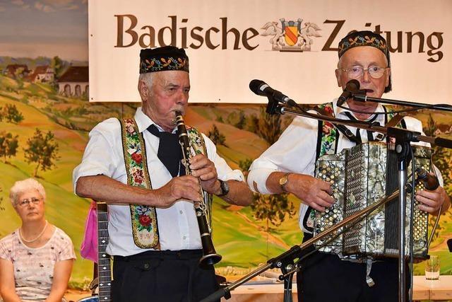 Wie war's beim … BZ-Volksliedersingen in Freiamt?