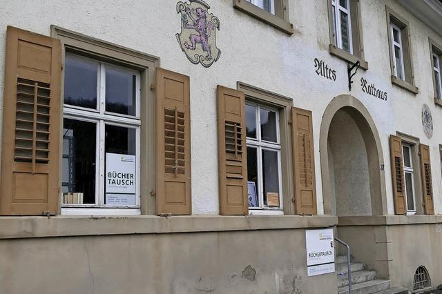 Neue Zukunft für das alte Rathaus