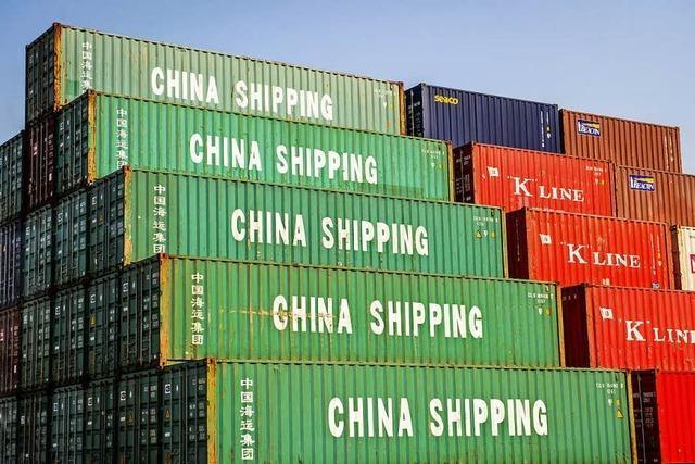 Zerbricht die Welthandelsorganisation, steigen die Zölle enorm