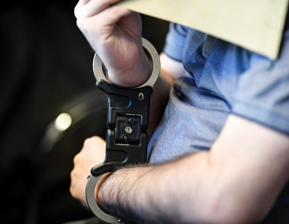 Der 33-Jährige hat dem Gericht erklärt, er kenne den Film nicht.  | Foto: dpa