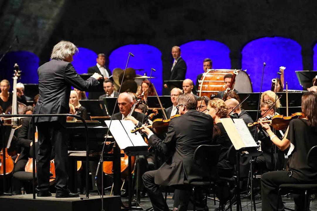 Eröffnung der Salzburger Festspiele 2018.  | Foto: dpa