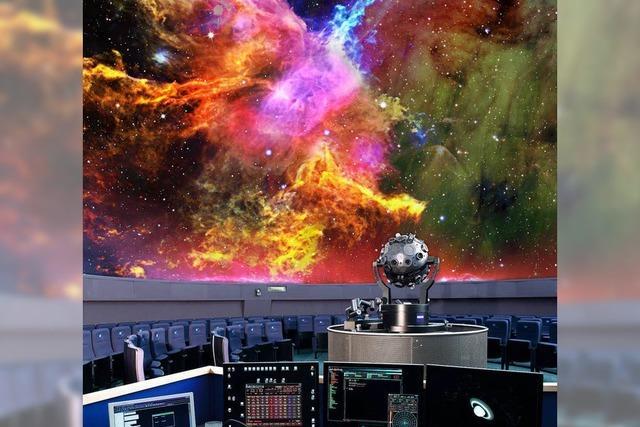 Zwei neue Vorstellungen für Kinder im Freiburger Planetarium