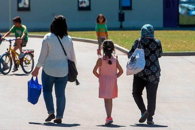 So effektiv und sinnvoll arbeiten Flüchtlingshelfer in Bayern