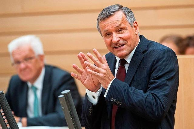 BZ-Interview mit FDP-Fraktionschef Rülke: