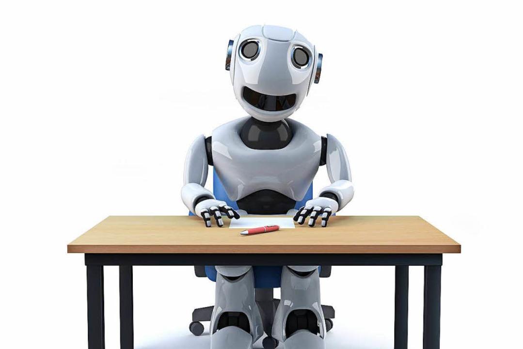Vermögensverwaltungen mit Hilfe von Robotern.  | Foto: bz