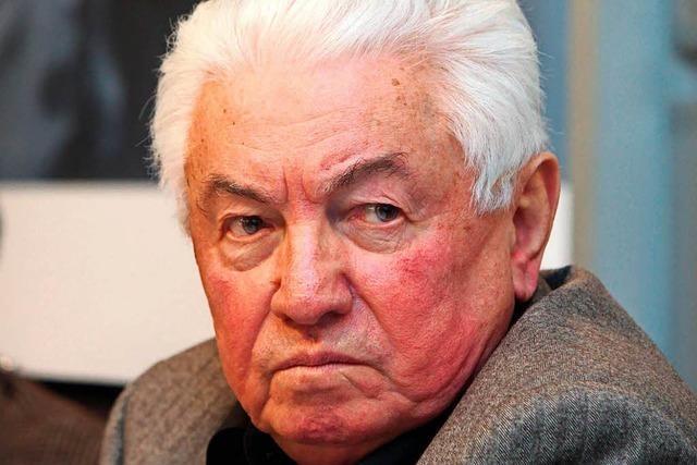 Wladimir Woinowitsch ist tot