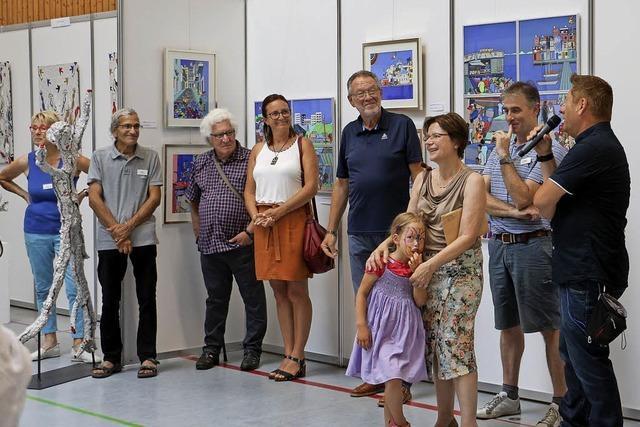Kunsttage locken mit großer Vielfalt