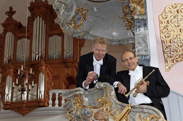 Festliche Trompetengala in Ettenheimmünster