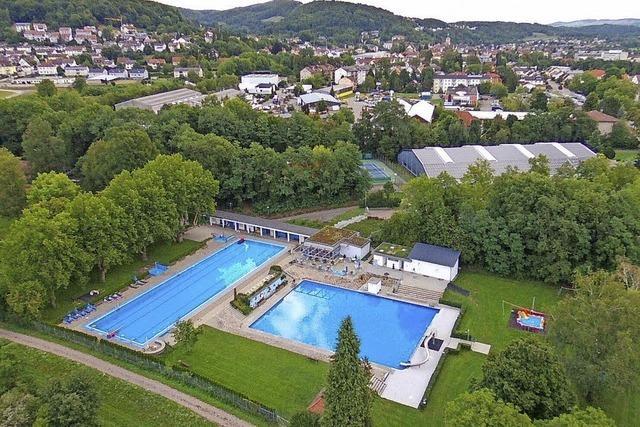 Kleineres Freibad für 6,1 Millionen Euro
