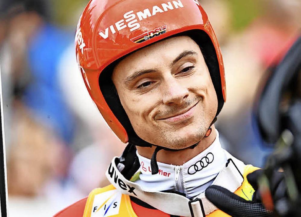 Daheim auf Rang neun: Andreas Wank vom...weitere Wettbewerbe der Sommerserie.    | Foto: achim keller