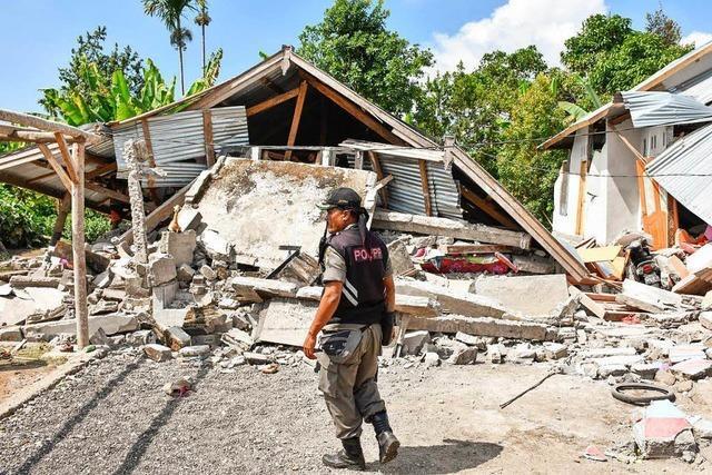 Nach Erdbeben auf Lombok: Mehr als 500 Wanderer sitzen auf aktivem Vulkan fest