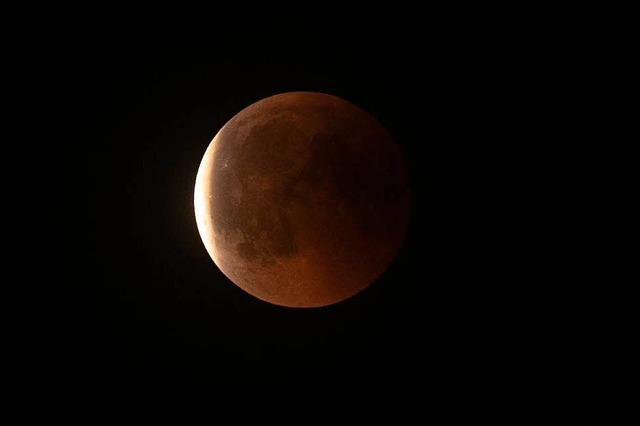Was ist eine Mondfinsternis?