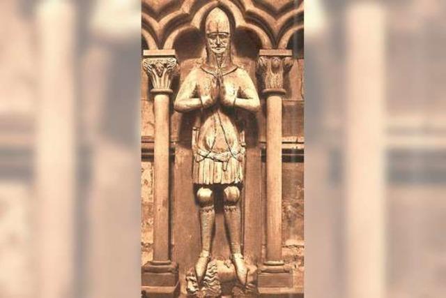 Vor 800 Jahren starb Bertold V., der letzte der Zähringer Bertolde