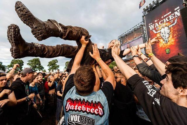 Freiburger Marketing-Prof erklärt, warum das Wacken-Festival so erfolgreich ist