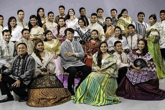 Santo Tomas Singers aus Manila bei den internationalen Domkonzerten in St. Blasien. Am Dienstag, 31. Juli, ab 20 Uhr im Dom St. Blasius.