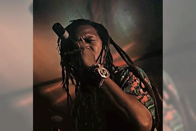 Charles King mit südamerikanischer Musik in Lahr