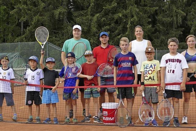 Tennisgilde auf Verjüngungskur