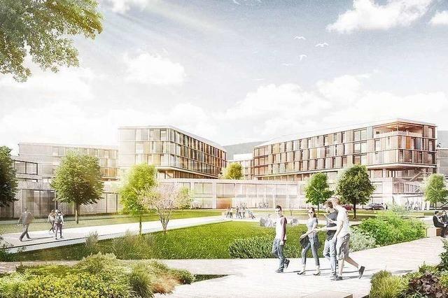 Überraschung bei der Vergabe: Stadt Lörrach muss fürs Zentralklinikum neu planen