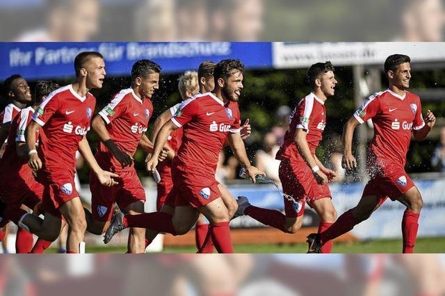 In Hausen gewinnt der VfL Bochum das U-19-Turnier