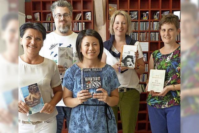 Bücher, die ins Urlaubsgepäck passen
