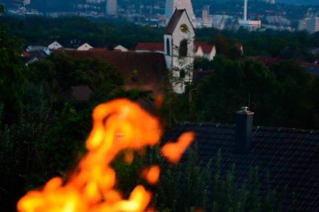 Anhaltende Trockenheit: Weinweg in Flammen – diesmal ohne Flammen